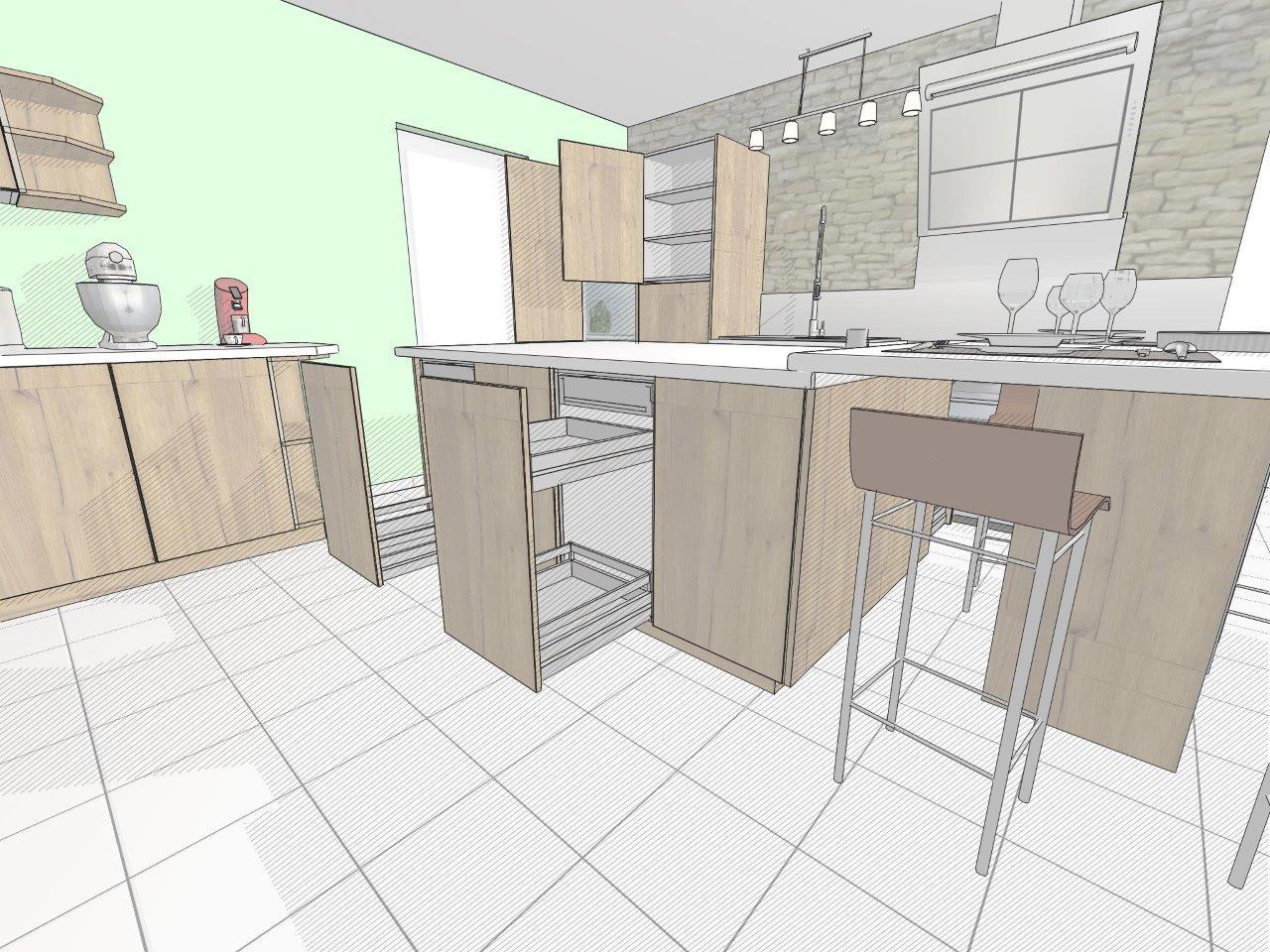 rendu 14 kodes3d logiciels cuisines