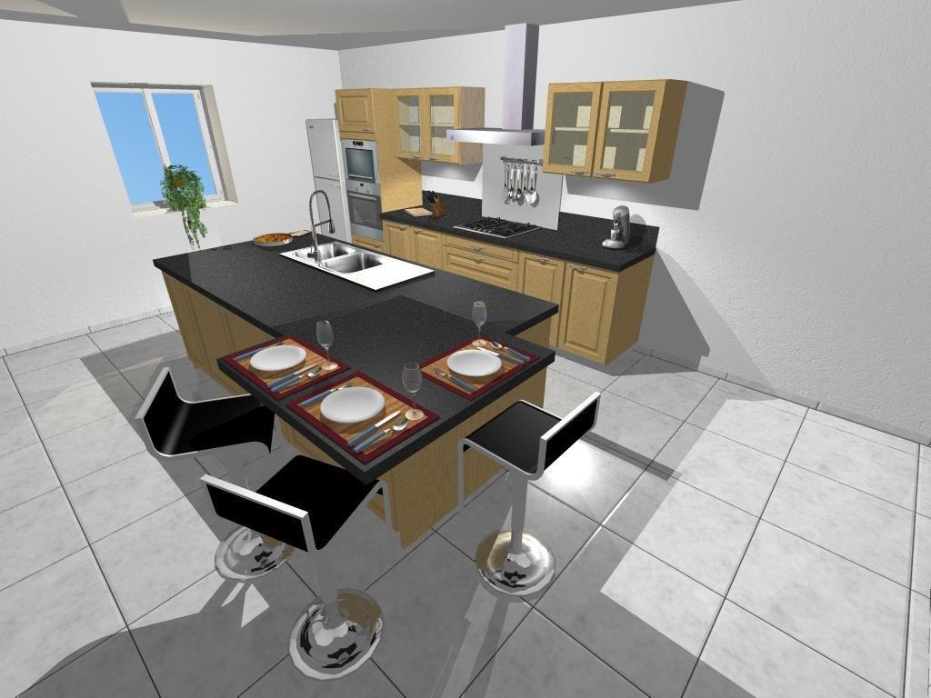 rendu 10 kodes3d logiciels cuisines